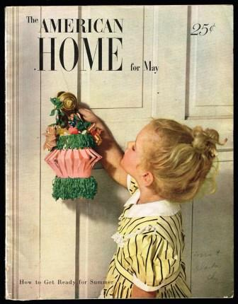 Image for The American Home; May, 1949