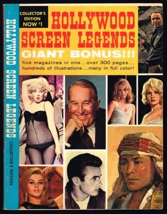 Image for Hollywood Screen Legends; Collector's Edition