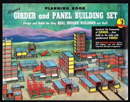 Image for Kenner's Girder and Panel Building Set; Planning Book