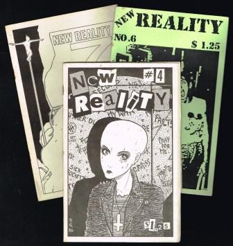 Image for New Reality; Lot of Three Issues