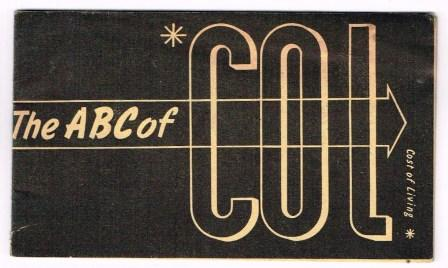 Image for The ABC of COL