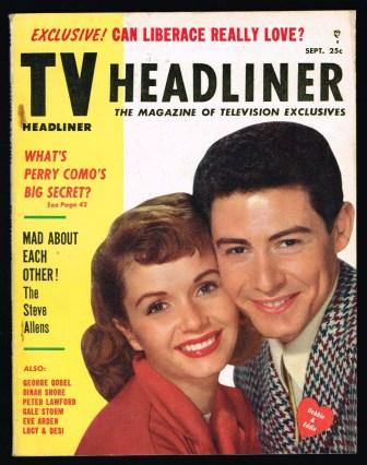 TV Headliner: September, 1955