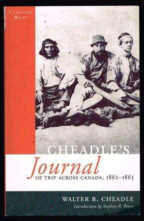 Image for Cheadle's Journal : of Trip Across Canada 1862-1863