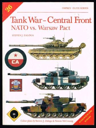 Image for Tank War : Central Front : NATO vs Warsaw Pact