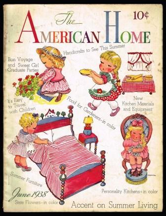 Image for The American Home; June, 1938