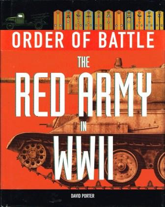 Order of Battle - the Red Army in World War Two