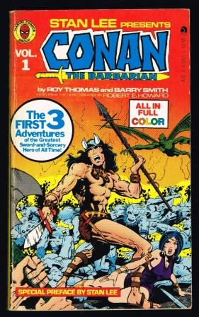 Image for Stan Lee Presents the Complete Marvel Conan the Barbarian, Volume 1