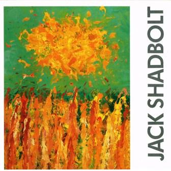 Jack Shadbolt, Act of Painting: Vancouver Art Gallery, November 9, 1984-January 2, 1985
