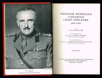 Image for Princess Patricia's Canadian Light Infantry, 1919-1957