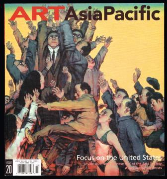 Image for Art AsiaPacific; Issue 20 - Focus on the United States
