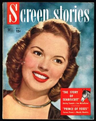 Image for Screen Stories: December, 1949