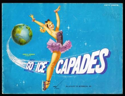 Image for Ice Capades: 23rd Edition, 1963