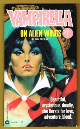 Image for On Alien Wings; Vampirella, No 2