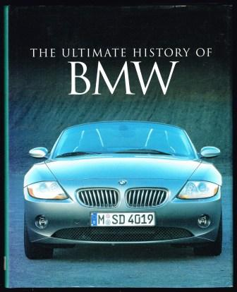 Image for The Ultimate History of BMW