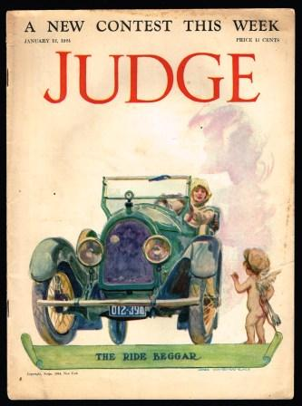 Image for Judge: Januray 12, 1924