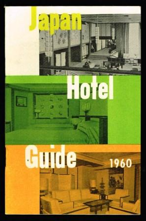 Image for Japan Hotel Guide 1960