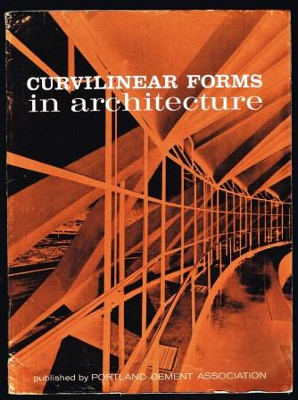Image for Curvilinear forms in architecture : the Pantheon and the Olympic Sports Palace