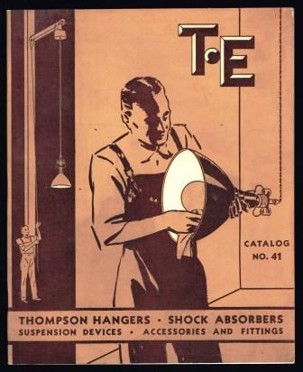 Image for Thompson Electric Catalog No. 41