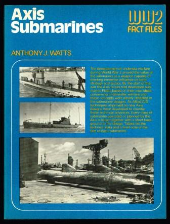 Image for Axis Submarines
