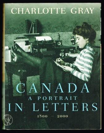 Image for Canada : A Portrait in Letters, 1800-2000