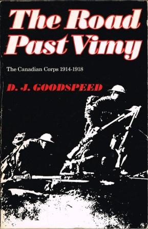 Image for The Road Past Vimy: The Canadian Corps 1914-1918