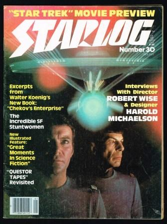 Image for Starlog; January, 1980