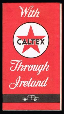 Image for With Caltex Through Ireland; Road Map