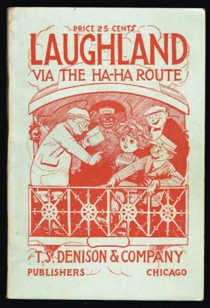 Image for Laughland via the Ha-Ha Route