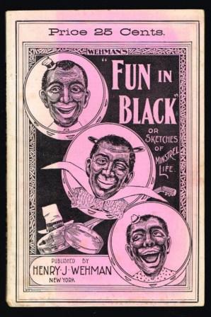 Image for Fun in Black; or, Sketches of Minstrel Life