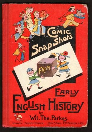 Comic Snap Shots from Early English History