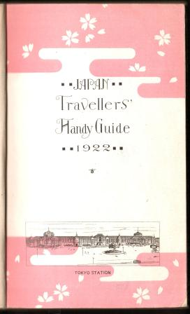 Image for Japan Travellers' Handy Guide, 1922