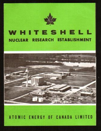 Image for Whiteshell Nuclear Research Establishment, Manitoba, Canada