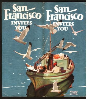 Image for San Francisco Invites You