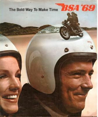 Image for BSA '69: The Bold Way to Make Time