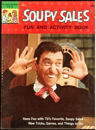 Image for Soupy Sales Fun and Activity Book