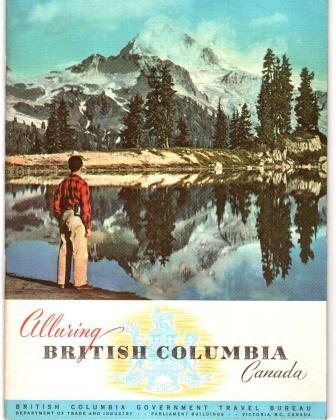 Image for Alluring British Columbia Celebrating the First 100 Years / Opening of Surrey Centennial Museum, 1958