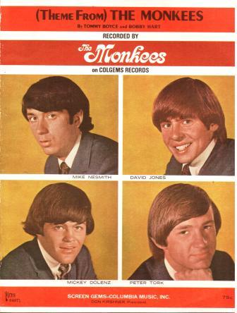 Image for Theme from The Monkees