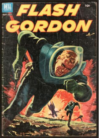 Image for Flash Gordon No. 2 [One-Shot Comic Book]: May-July 1953
