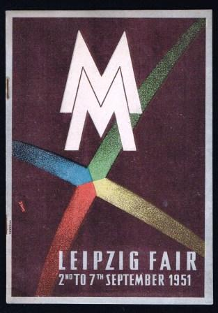 Image for Leipzig Fair in Autumn 1951 from September 2 to 7