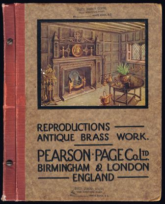 Image for Pearson-Page Company; New Catalogue and Revised Prices, 1927