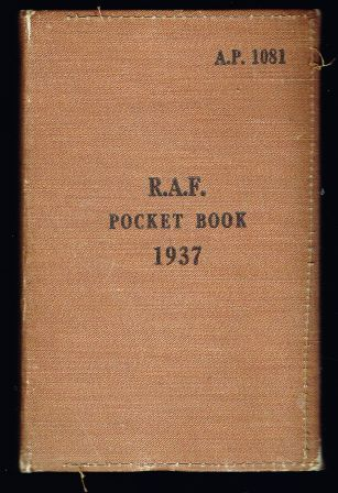 Image for Royal Air Force Pocket Book.