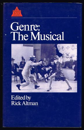 Image for Genre, the Musical: A Reader (British Film Institute readers in film studies)
