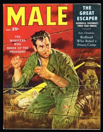 Image for Male; March, 1958
