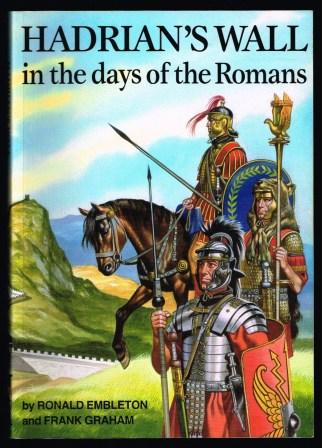 Image for Hadrian's Wall : in the days of the Romans