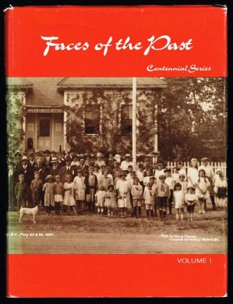 Image for Faces of the Past. Centennial Series Volume 1
