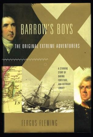 Image for Barrow's Boys: The Original Extreme Adventurers