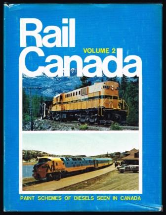 Image for Rail Canada, Vol. 2: Paint Schemes of Diesels seen in Canada