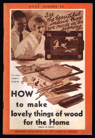 Image for How to Make Lovely Things of Wood for the Home