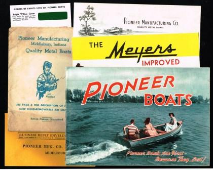 Image for Pioneer Boat Catalog No. 108