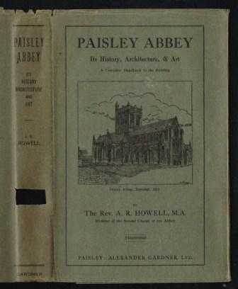 Image for Paisley Abbey: Its History, Architecture, & Art